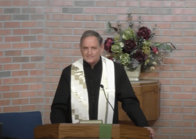 Peter Was Right About One Thing – Mark 9:2-9 – February 14, 2021