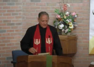 A Revival in the Graveyard – Ezekiel 32:1-14 & Acts 2:1-21 – May 23, 2021